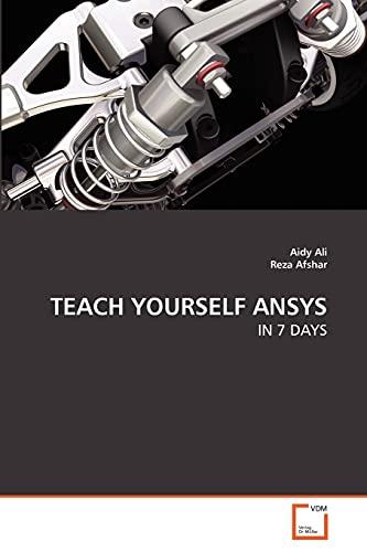 Teach Yourself Ansys: Aidy Ali