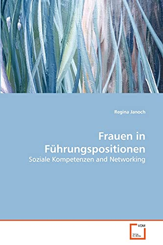 9783639271614: Frauen in F�hrungspositionen