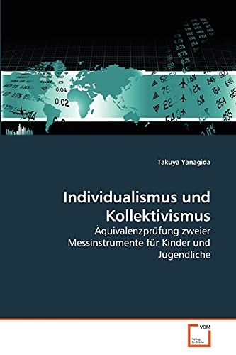 9783639272628: Individualismus und Kollektivismus