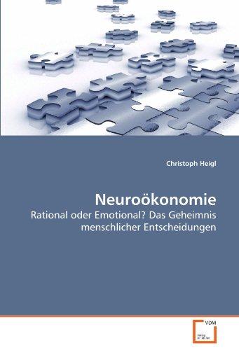 Neuroökonomie: Christoph Heigl
