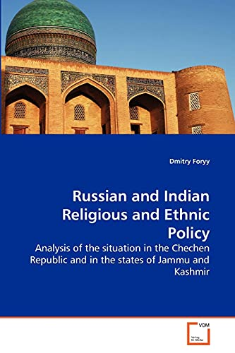 Russian and Indian Religious and Ethnic Policy: Dmitry Foryy