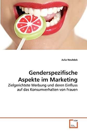Genderspezifische Aspekte im Marketing: Julia Neuböck