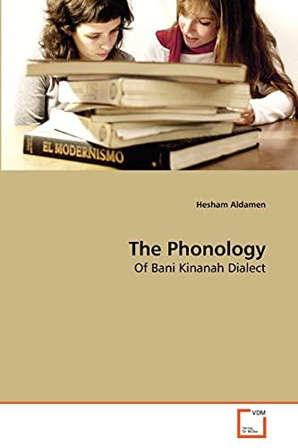 The Phonology: Hesham Aldamen