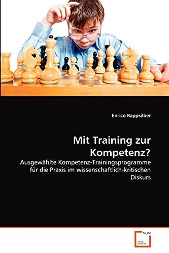 9783639284539: Mit Training zur Kompetenz?