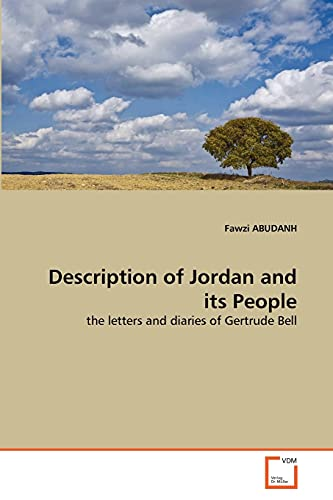 Description of Jordan and Its People: Fawzi ABUDANH