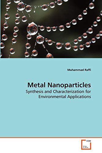 Metal Nanoparticles : Synthesis and Characterization for Environmental Applications - Muhammad Raffi