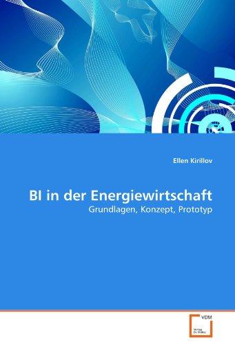 BI in der Energiewirtschaft: Ellen Kirillov