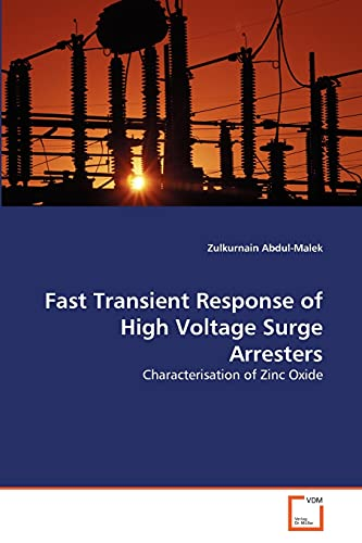 9783639290578: Fast Transient Response of High Voltage Surge Arresters: Characterisation of Zinc Oxide