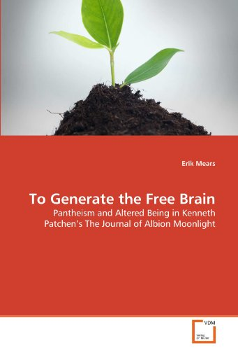 9783639300697: To Generate the Free Brain