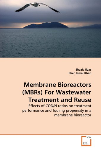 9783639301175: Membrane Bioreactors (MBRs) For Wastewater Treatment and Reuse: Effects of COD/N ratios on treatment performance and fouling propensity in a membrane bioreactor