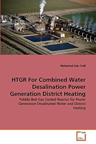 Htgr for Combined Water Desalination Power Generation District Heating: Mohamed Sakr Fadl