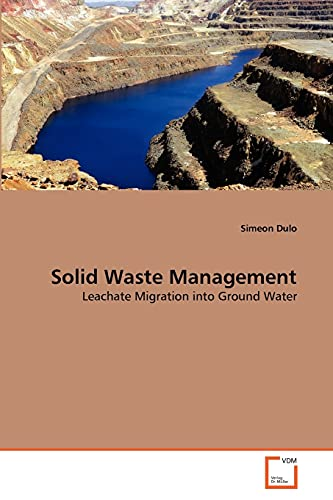 Solid Waste Management: Simeon Dulo
