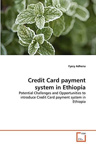 9783639311181: Credit Card payment system in Ethiopia: Potential Challenges and Opportunities to introduce Credit Card payment system in Ethiopia