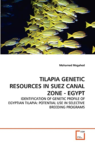 Tilapia Genetic Resources in Suez Canal Zone - Egypt: Mohamed Megahed