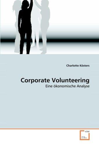 Corporate Volunteering: Charlotte K�sters