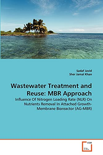 Wastewater Treatment and Reuse: MBR Approach: Influence Of Nitrogen Loading Rate (NLR) On Nutrients...