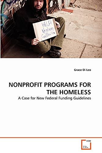 Nonprofit Programs for the Homeless: Grace Di Leo