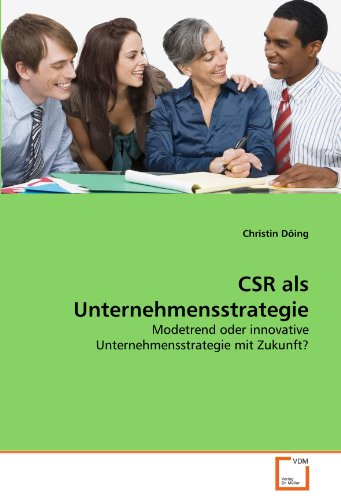 CSR als Unternehmensstrategie: Christin Döing