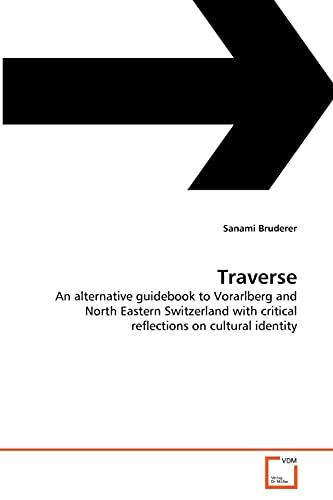 Traverse (Paperback): Sanami Bruderer