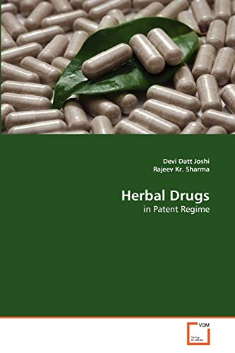 9783639321821: Herbal Drugs: in Patent Regime