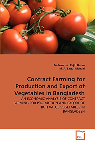 Contract Farming for Production and Export of: Mohammad Rajib Hasan,