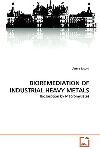 BIOREMEDIATION OF INDUSTRIAL HEAVY METALS: Biosorption by: Amna Javaid