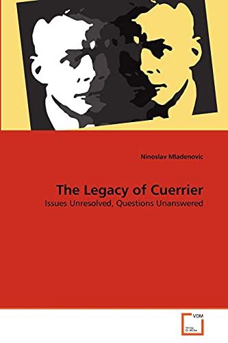 The Legacy of Cuerrier: Ninoslav Mladenovic