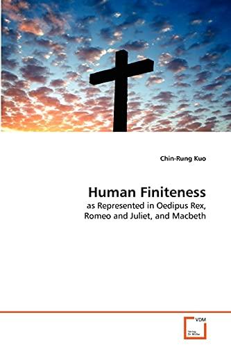 Human Finiteness - Kuo, Chin-Rung