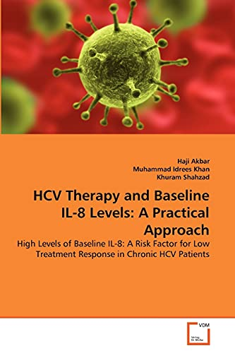 Hcv Therapy and Baseline Il-8 Levels: A Practical Approach: Khuram Shahzad