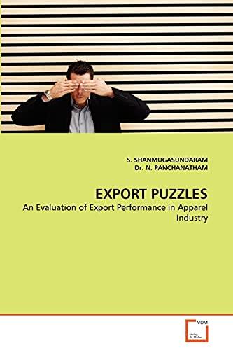 Export Puzzles: S. SHANMUGASUNDARAM