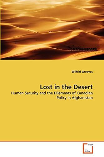Lost in the Desert: Wilfrid Greaves