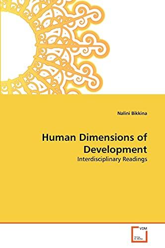 Human Dimensions of Development: Bikkina, Nalini
