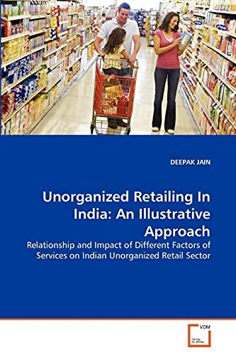 unorganised retailing meaning