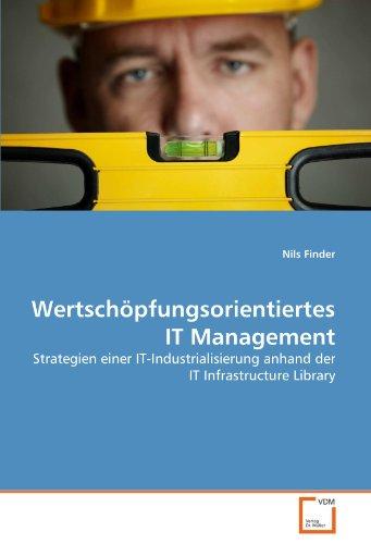Wertschöpfungsorientiertes IT Management - Nils Finder