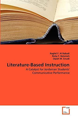 Literature-Based Instruction: Ruba F. Bataineh
