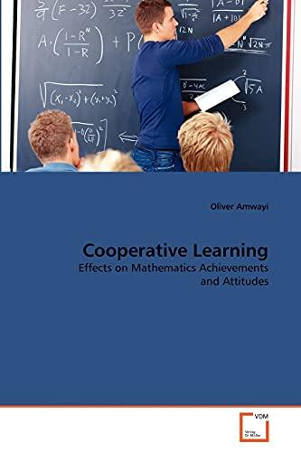 Cooperative Learning: Oliver Amwayi