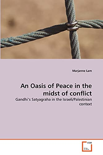 An Oasis of Peace in the Midst of Conflict: Marjanne Lam
