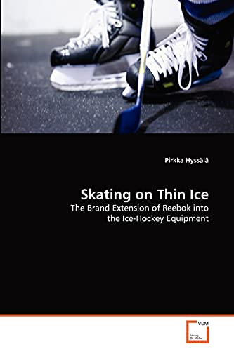 Skating on Thin Ice: Pirkka Hyssäl