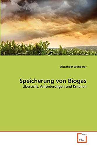 Speicherung Von Biogas: Alexander Wunderer