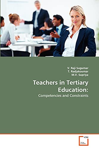 Teachers in Tertiary Education: V. Raji Sugumar