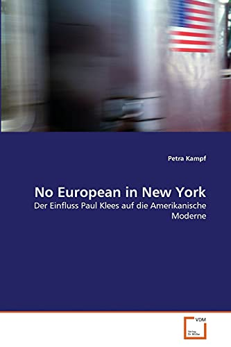 No European in New York: Petra Kampf
