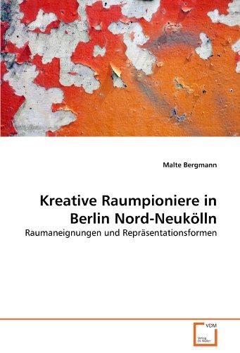 Kreative Raumpioniere in Berlin Nord-Neukölln: Malte Bergmann