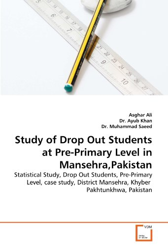 Study of Drop Out Students at Pre-Primary: Ali, Asghar /
