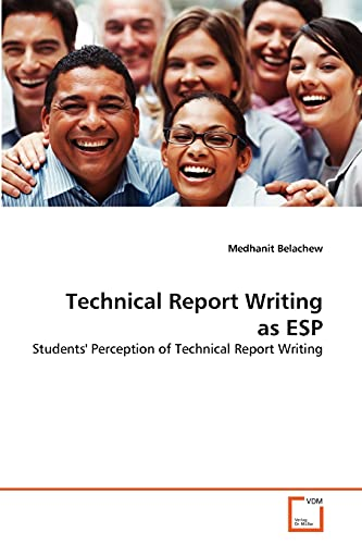 9783639369366: Technical Report Writing as ESP: Students' Perception of Technical Report Writing
