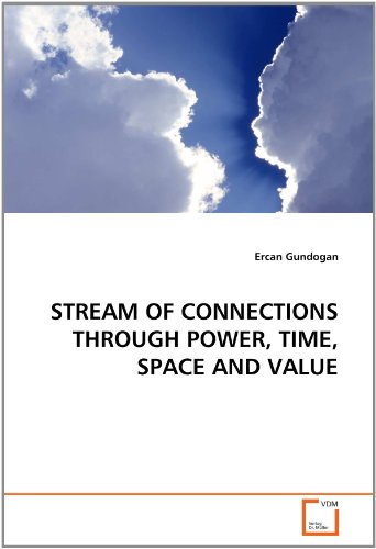 9783639369915: STREAM OF CONNECTIONS THROUGH POWER, TIME, SPACE AND VALUE