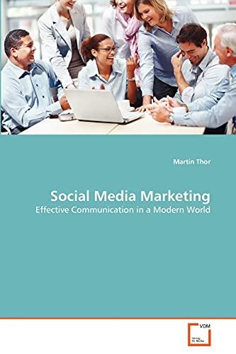 Social Media Marketing: Martin Thor