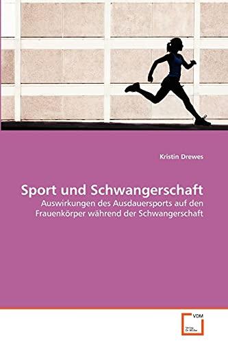 Sport und Schwangerschaft: Kristin Drewes