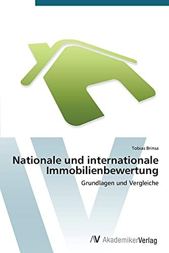 9783639390391: Nationale und internationale Immobilienbewertung: Grundlagen und Vergleiche