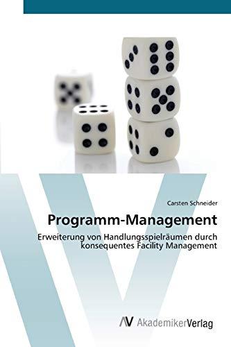 Programm-Management: Carsten Schneider