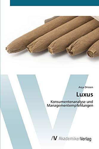 Luxus: Anja Drissen